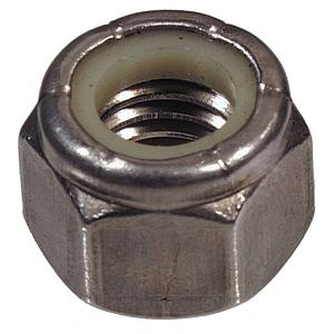 Nylon Loc Nut - 3/8""