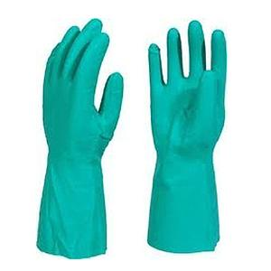 NItrile Cut Resistant Gloves Orange & Light Ornage