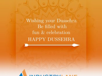 Wishing you a Very Happy Dussehra from Industrylane Solutions Pvt Ltd….